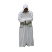 ThumbsUp! Space Rug Robe (White)