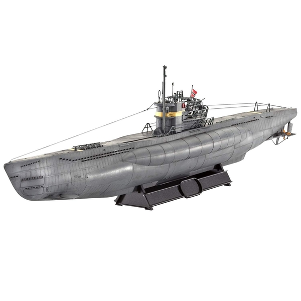 Submarine Type VII C/41 1:144 Revell Model Kit