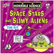Galt Toys Horrible Science Space, Stars and Slimy Aliens