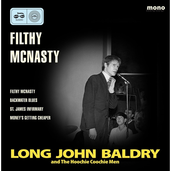 Long John Baldry ‎– Filthy McNasty Vinyl