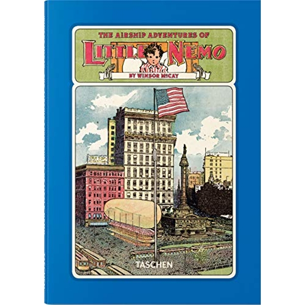Winsor McCay: The Airship Adventures of Little Nemo by Alexander Braun (Paperback, 2017)