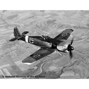 Revell Focke Wulf Fw190 F-8 Plane Model Kit