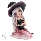 Rosa Witch Figurine