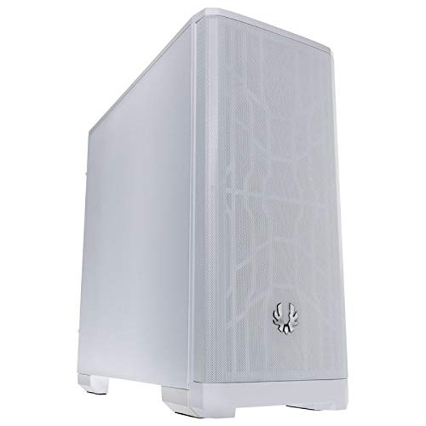 Bitfenix Nova Mesh Midi Tower Case - White