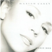 Mariah Carey Music Box CD