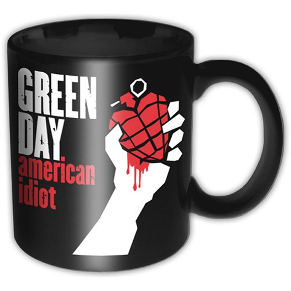 Green Day - American Idiot Boxed Giant Mug