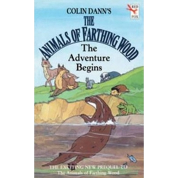 Farthing Wood - The Adventure Begins by Colin Dann (Paperback, 1995)