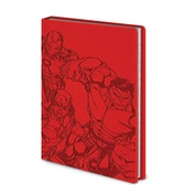 Marvel - The Avengers Notebook