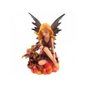 Companions of the Embers (Set of 4) Dragon Figures