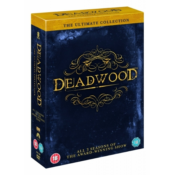 Deadwood Ultimate Series 1-3 DVD
