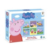 Peppa Pig Selection Box Set DVD