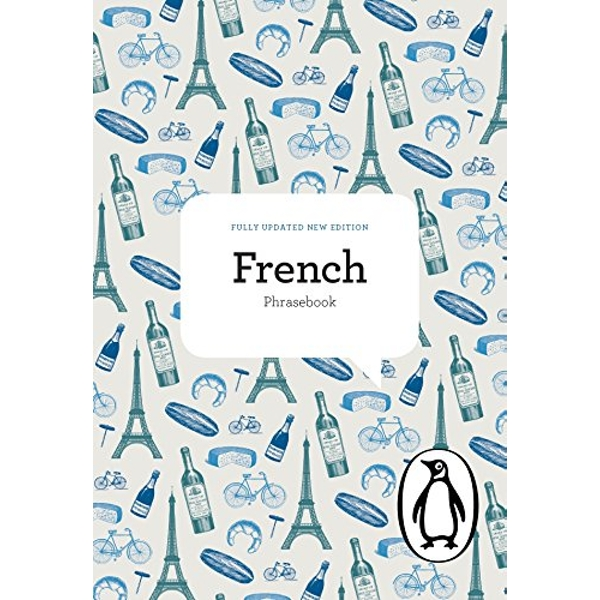 The Penguin French Phrasebook by Jill Norman (Paperback, 2013)