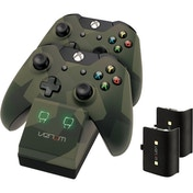 Venom Twin Dock Charging Station Camo Edition Xbox One