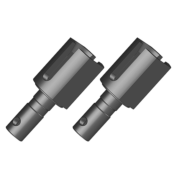 Corally Center Diff. Outdrive Cup Rtr Steel 2 Pcs