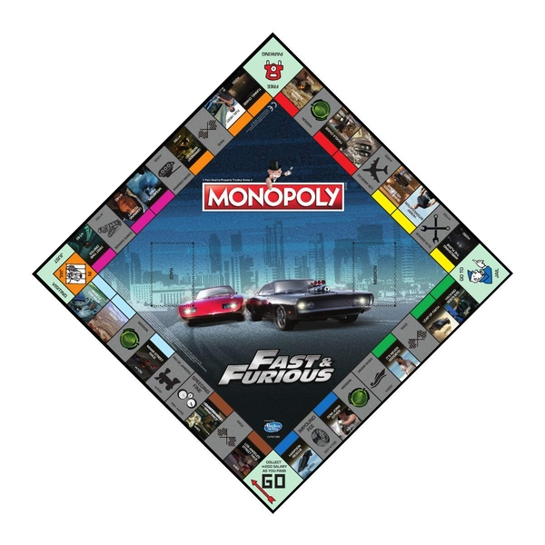 Fast & Furious Monopoly - Image 4