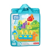 Mega Bloks First Builders Learn My Shapes Playset