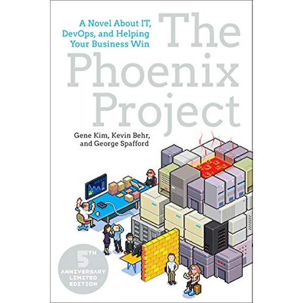 Phoenix Project A Novel about It, Devops, and Helping Your Business Win Paperback / softback 2018