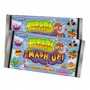 Moshi Monsters Mash Up Trading Card Game 6 Packs