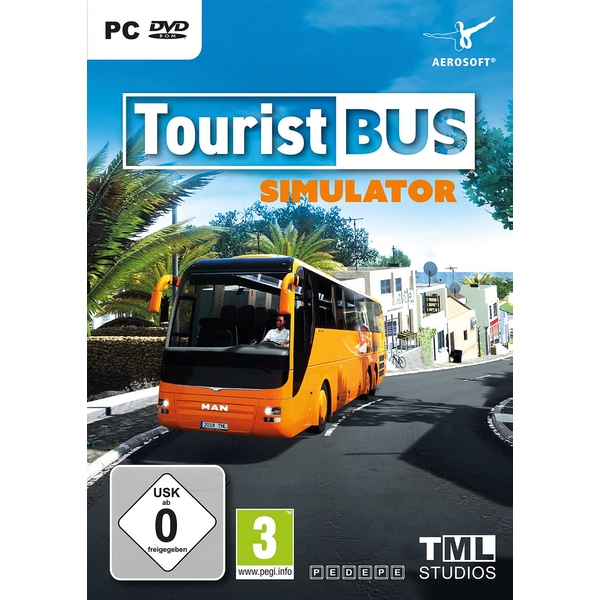 Tourist Bus Simulator PC Game