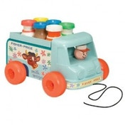 Fisher Price Childrens Classics Milk Truck Toy