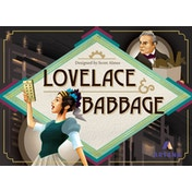 Lovelace & Babbage Board Game