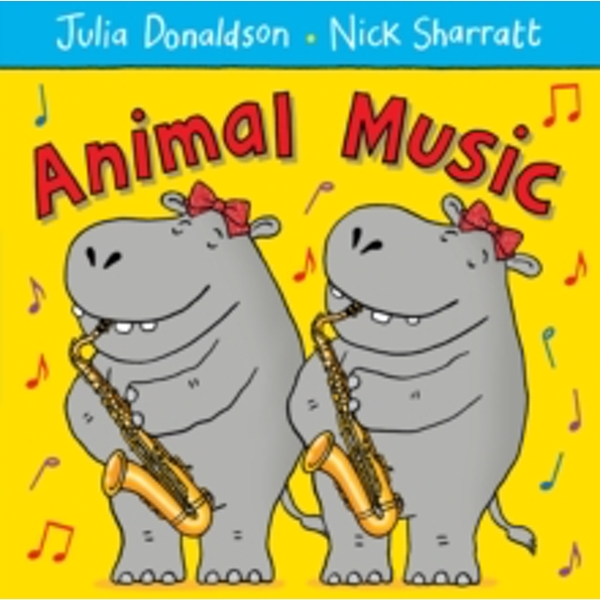 Animal Music by Julia Donaldson (Paperback, 2014)