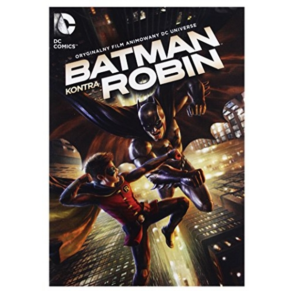 Batman vs. Robin DVD