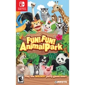 FUN! FUN! Animal Park Nintendo Switch Game (#)