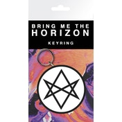 Bring Me The Horizon  Logo Key Ring