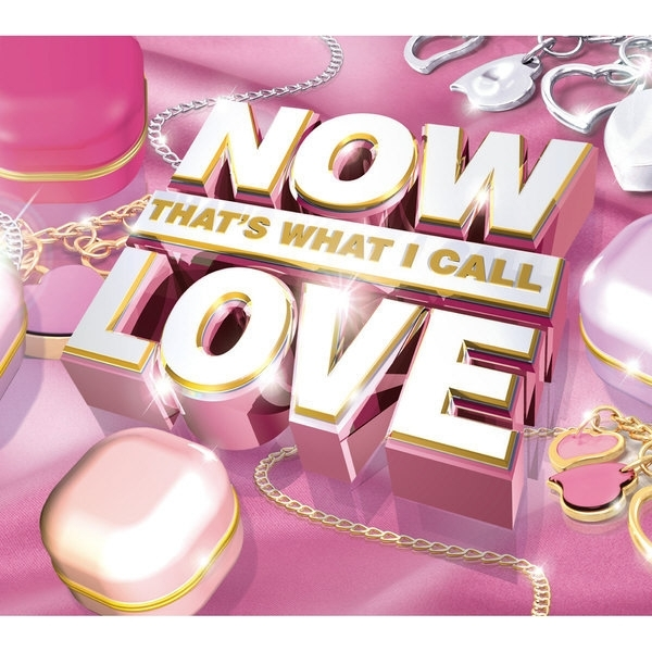 Various Artists - Now That's What I Call Love CD