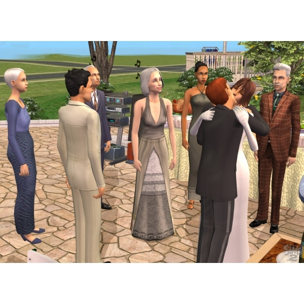 The Sims 2 Double Deluxe Game PC - Image 2