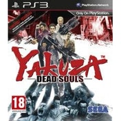 Yakuza Dead Souls Limited Edition Game PS3