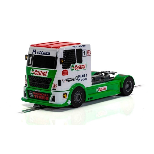 Racing Truck Castrol World Sport Champ/Endurance Scalextric Car
