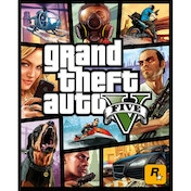 Ex-Display Grand Theft Auto GTA V (Five 5) Game PS3 (#) Used - Like New