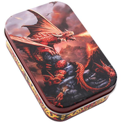 Age Of Dragons Fire Dragon Metal Tin