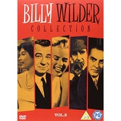 Billy Wilder Collection - Volume 2 - The Apartment / The Seven Year Itch / Witness For The Prosecution / The Fortune Cookie / The Private Life Of Sherlock Holmes DVD