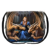 Fierce Loyalty Messenger Bag