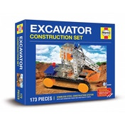 Excavator Construction Set