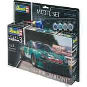 Porsche 934 RSR Vaillant 1:24 Revell Model Set