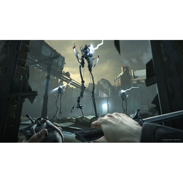 dishonored ps3 goty