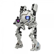 Portal 7 inch Deluxe Action Figure Atlas with LED