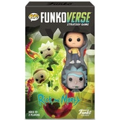 Rick and Morty 101 Funkoverse Expandalone Set