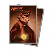 Magic The Gathering: Unstable Unstable Earl of Squirrel Deck Sleeves (120 Sleeves)