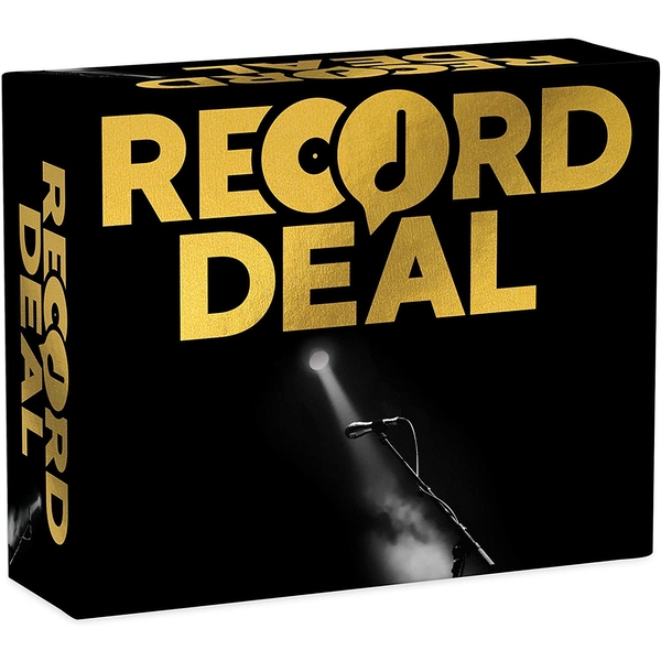Record Deal board Game