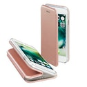 """Hama """"Curve"""" Booklet Case for Apple iPhone 7/8, rose gold"""
