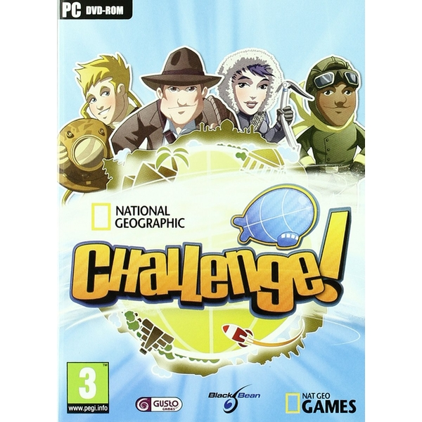 National Geographic Challenge PC Game
