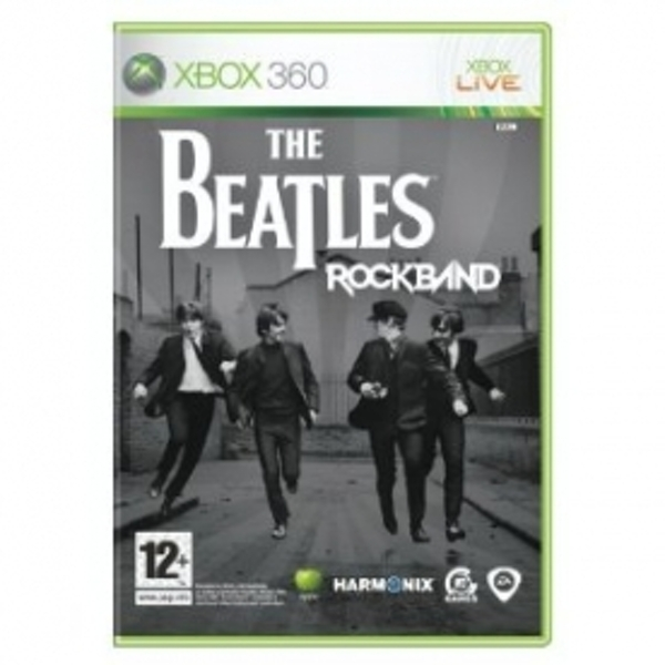 Ex-Display Rock Band The Beatles Solus Game Xbox 360 Used - Like New