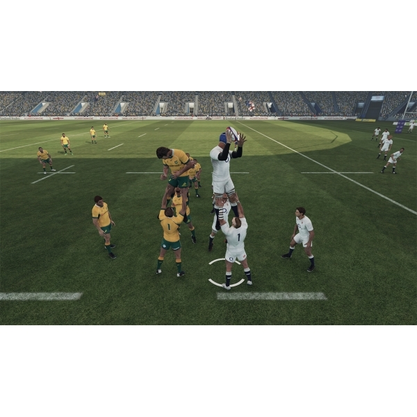 Rugby Challenge 3 PS4 Game - Image 3
