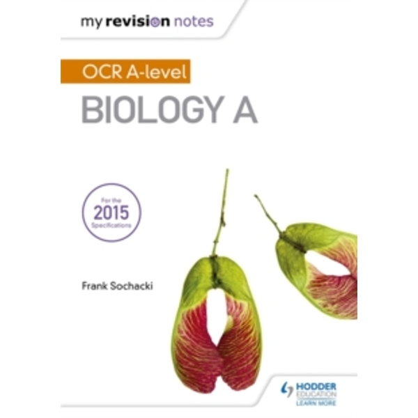 My Revision Notes: OCR A Level Biology A by Frank Sochacki (Paperback, 2016)