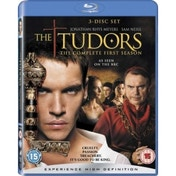 The Tudors Complete BBC Series 1 Blu-ray